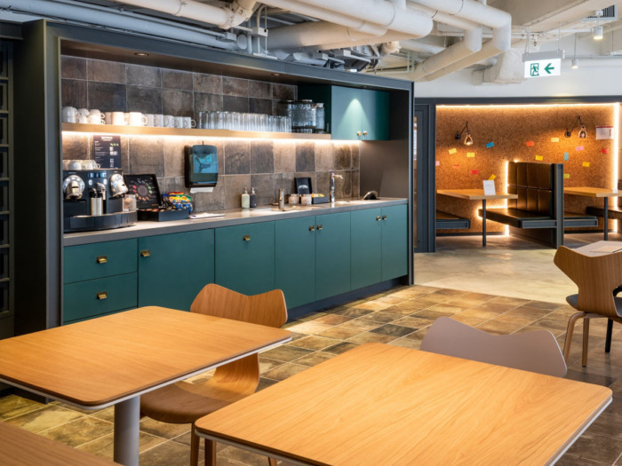 办公空间,共享办公室设计,联合办公空间设计,香港,包豪斯风格