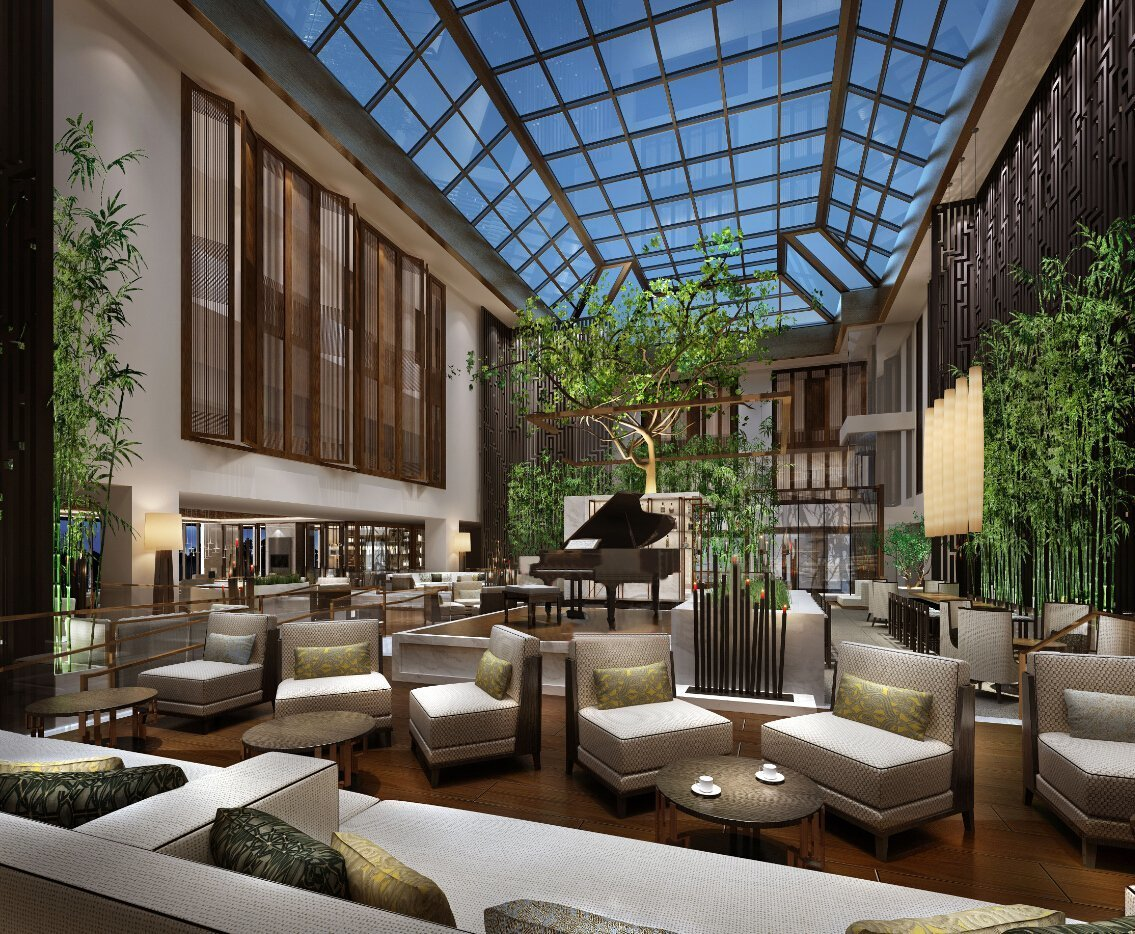 休闲度假酒店设计概念