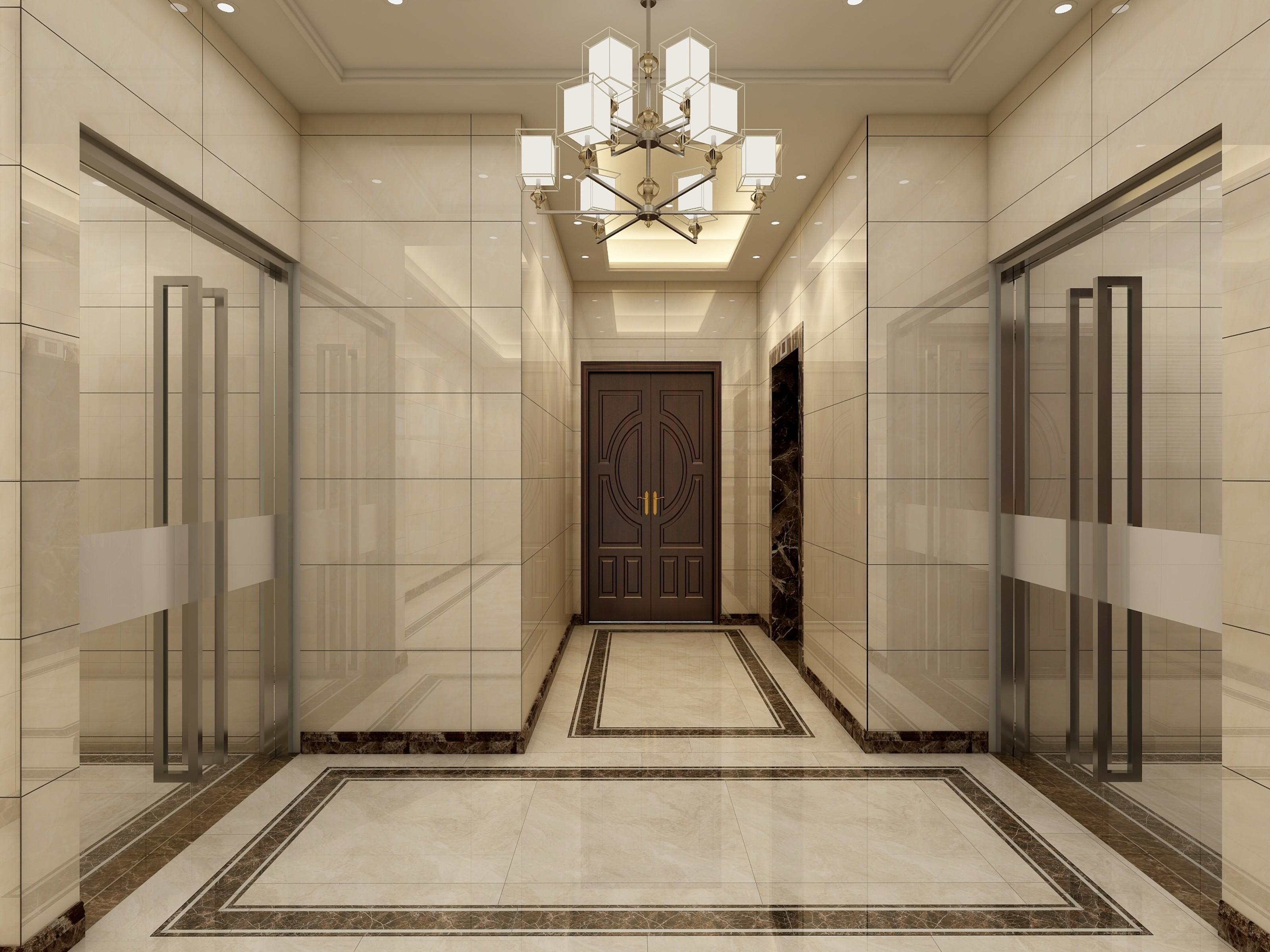 过道走廊装修效果图案例