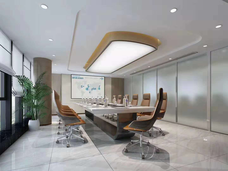 重庆办公室会议室装修案例合集