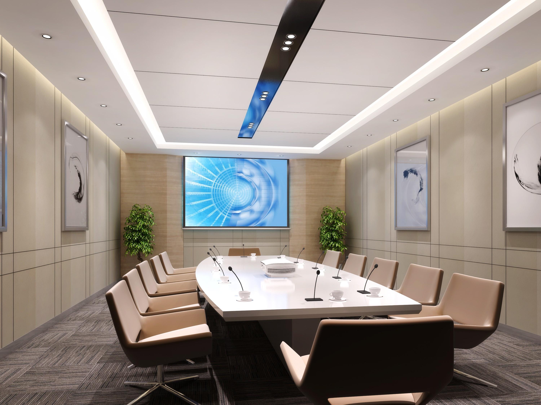 办公室会议室装修案例合集