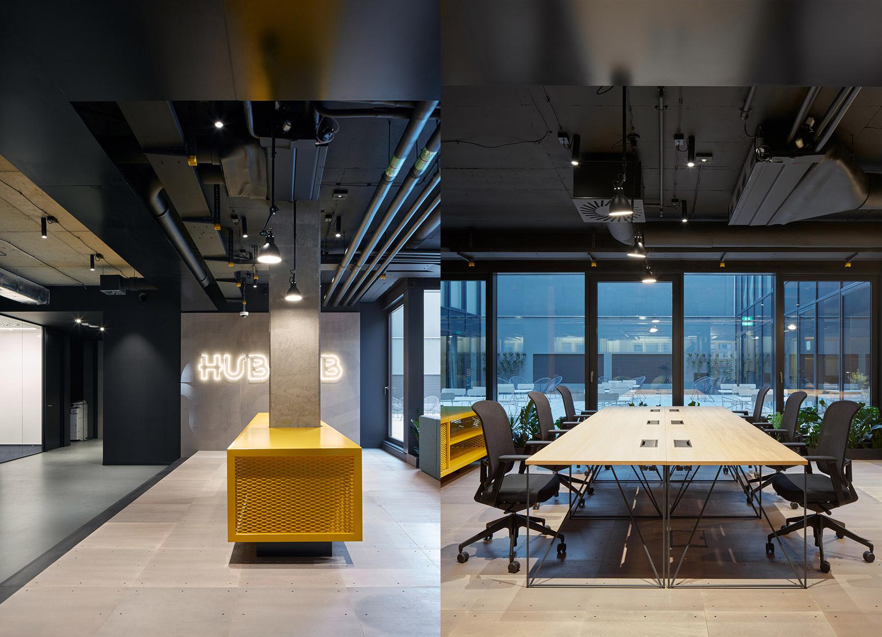 创业空间装修案例