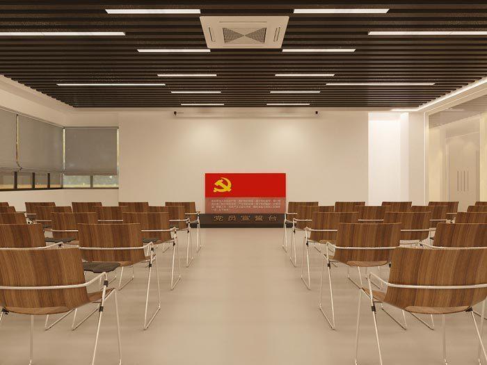 2 党群服务中心装修设计效果图