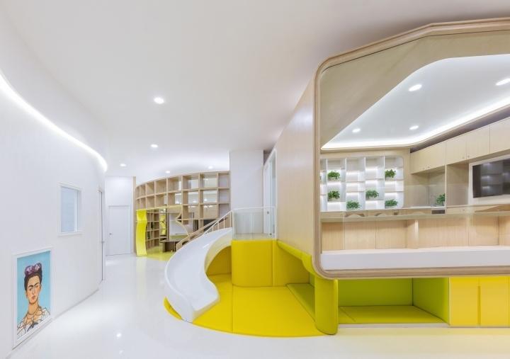 重庆儿童艺术教育机构设计