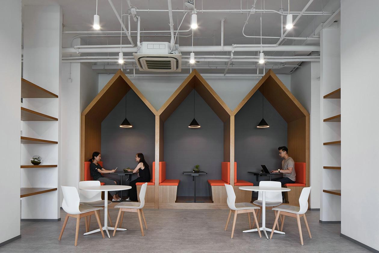 创客空间办公室案例