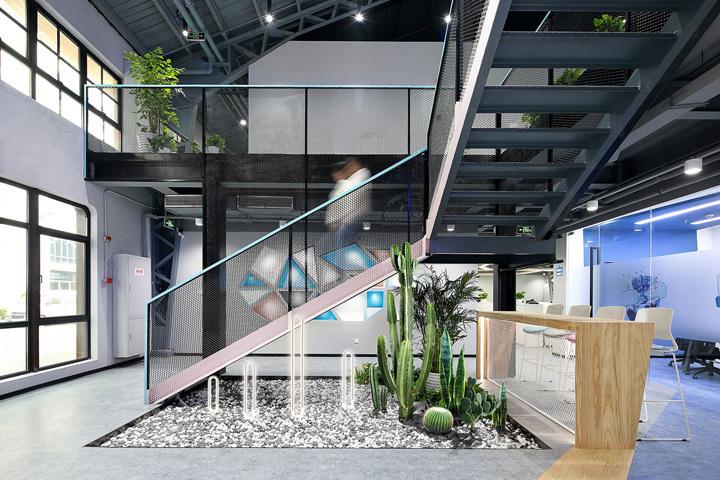 重庆电竞办公室装修效果图赏析