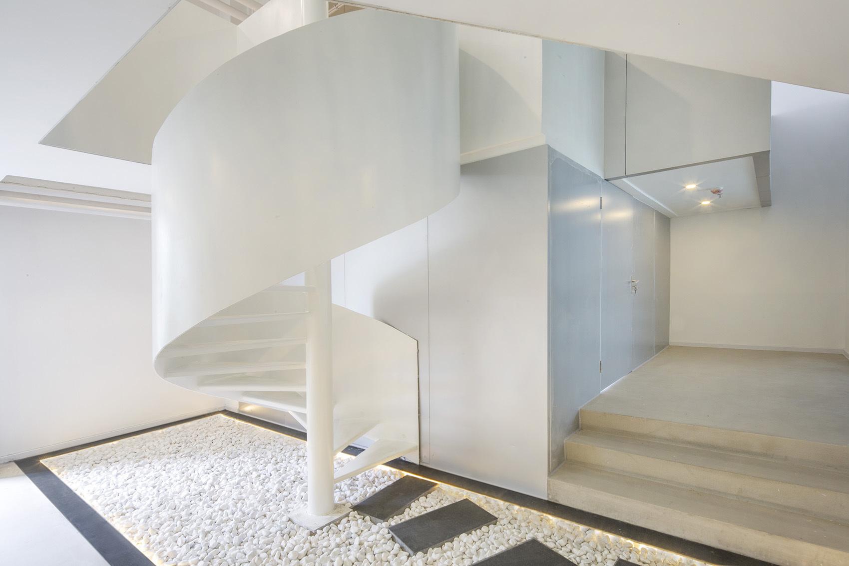 重庆办公室装修楼梯参考图集