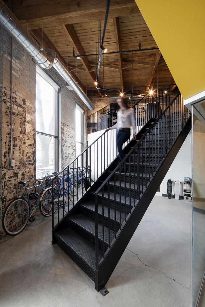 最全办公室楼梯图参考集
