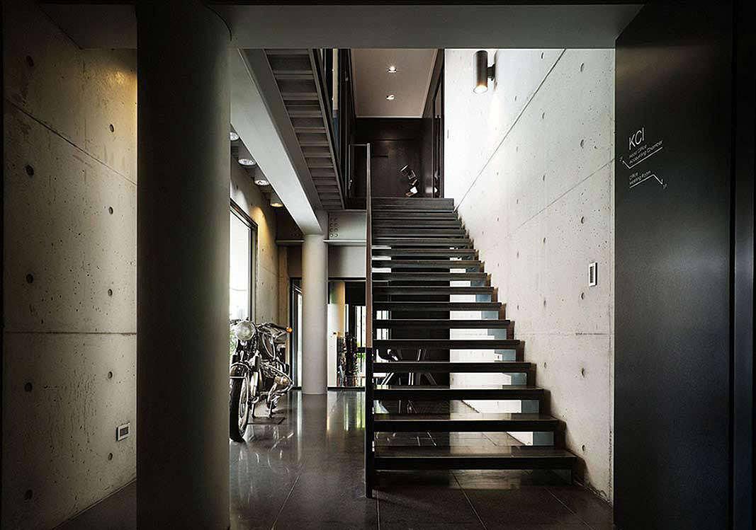 重庆办公室楼梯图大参考集合