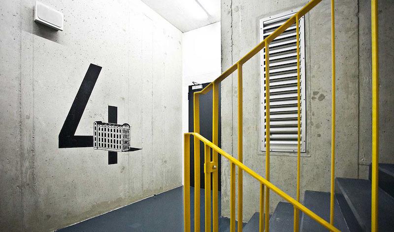 重庆各种办公室楼梯图参考集