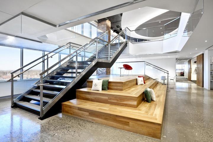 重庆办公室楼梯大全参考集