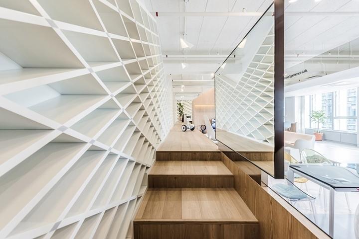 辦公室木質樓梯參考圖集