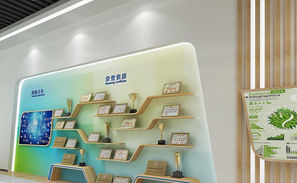 重庆生态展厅设计效果图赏析