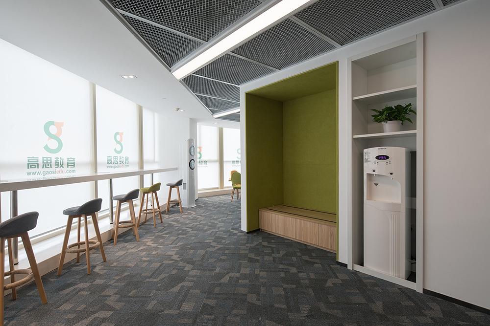 重庆教育学校办公室装修设计效果图赏析