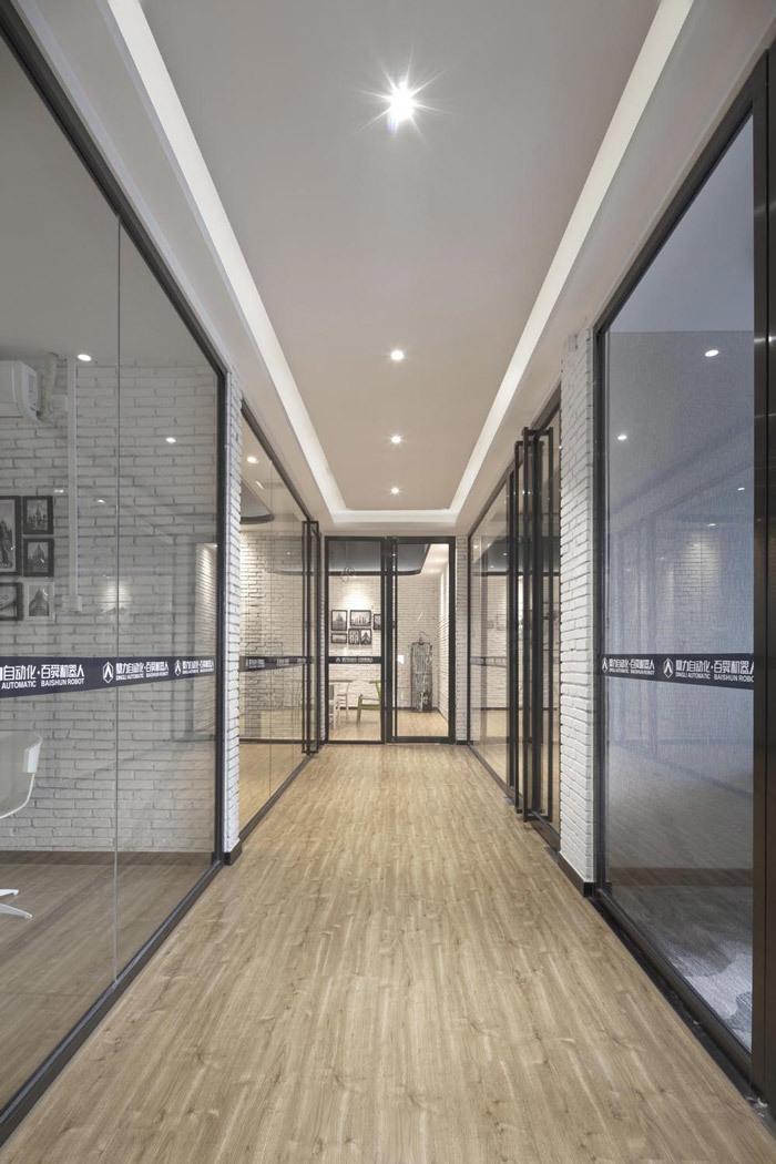 重庆工厂厂房装修设计效果图赏析