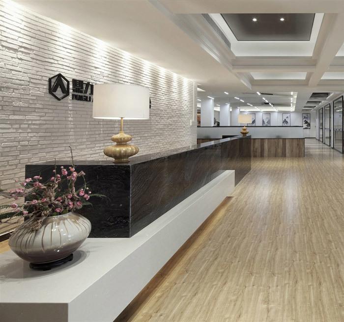 重庆厂房办公室设计效果图赏析