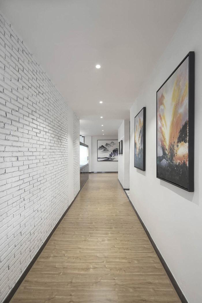 重庆厂房办公楼装修设计效果图赏析
