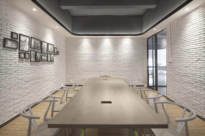 重庆工厂办公楼设计效果图赏析