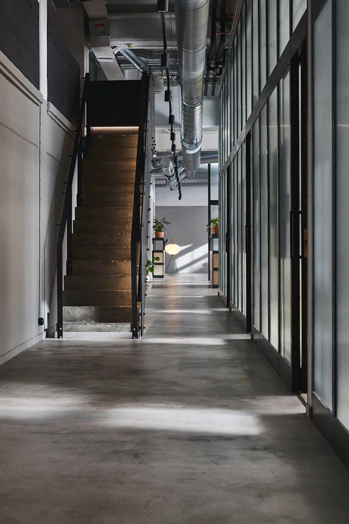 重庆厂房办公装修设计效果图赏析