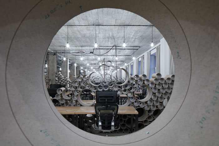 重庆工厂办公室改造案例赏析