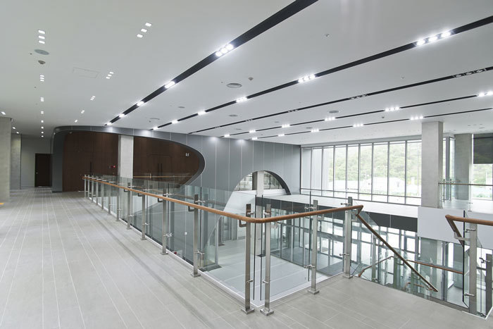 食品厂办公室装修设计赏析