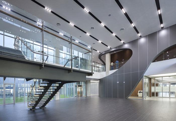 重庆食品厂办公室装修设计赏析