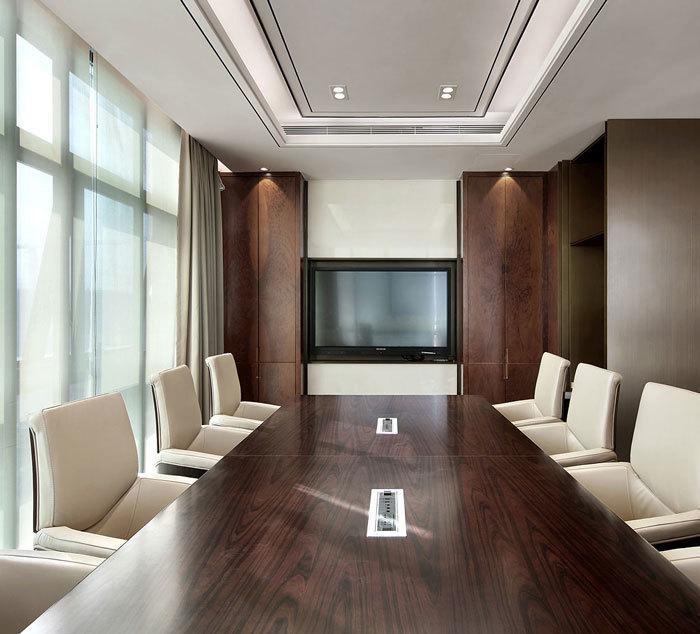 重庆制药公司办公室装修设计效果图赏析