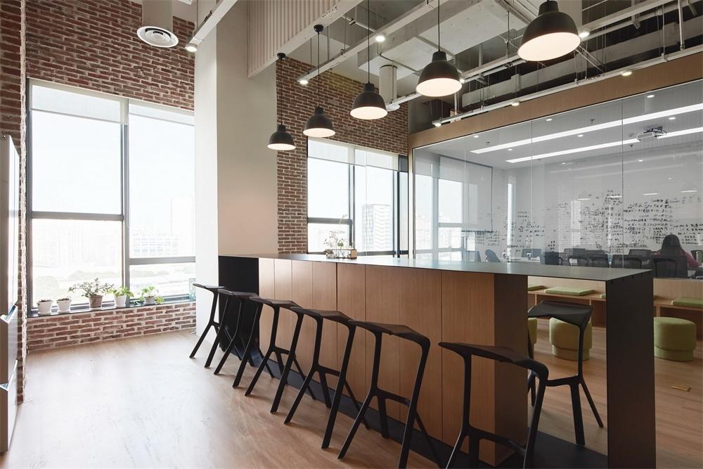 重庆办公室装修设计赏析