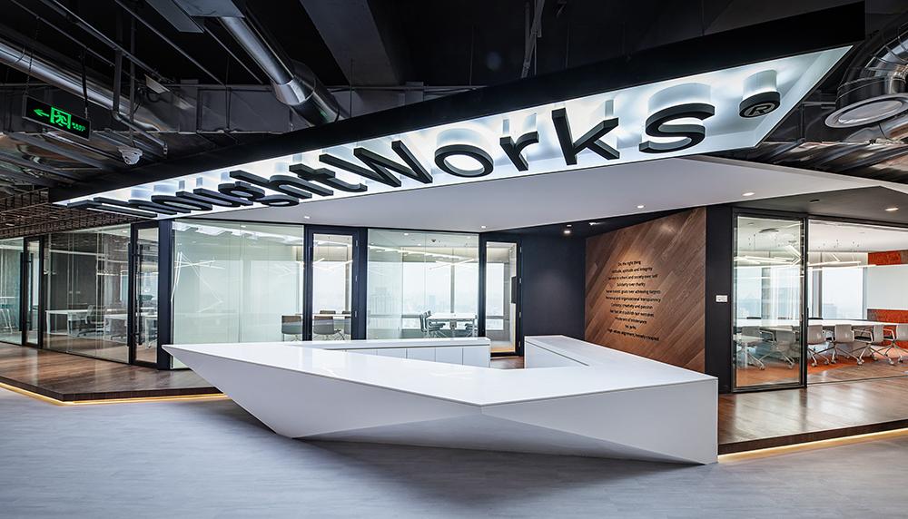 工业风办公室装修设计赏析