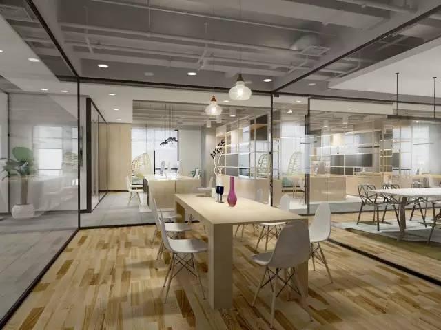 重庆雅致工业风办公室装修设计赏析