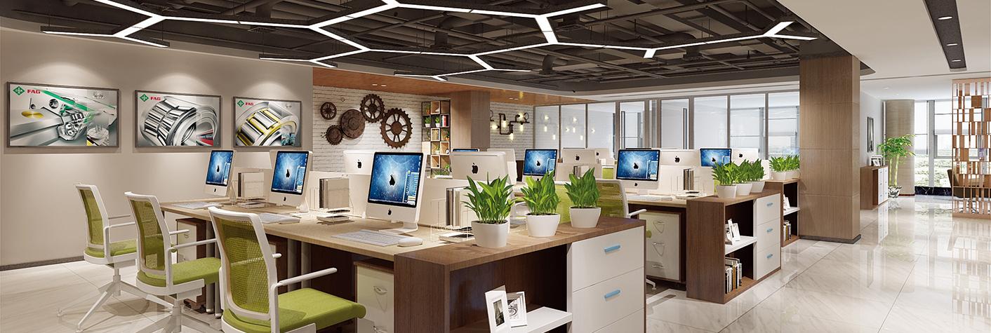 重庆创意办公室装修设计案例