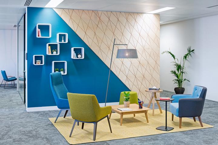 居家风办公室设计案例欣赏